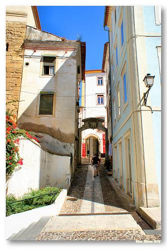 Entrada para a torre de Almedina by VRfoto