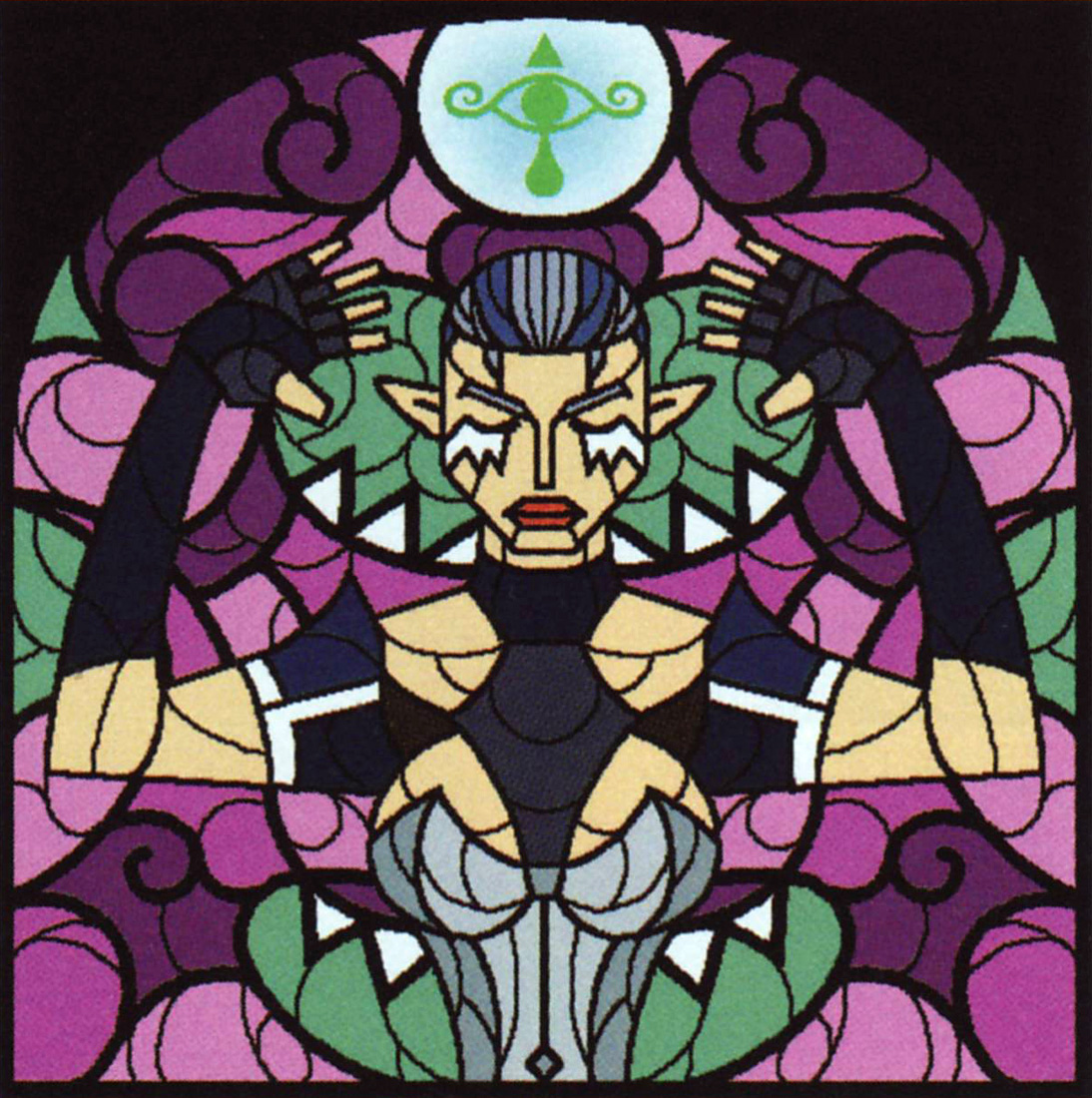 WW Stained Glass Impa