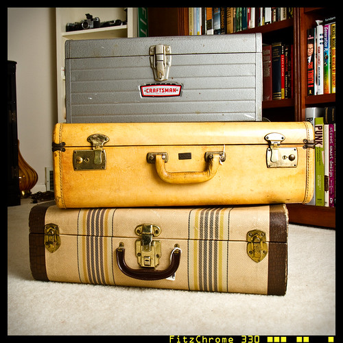 New/Old Suitcases