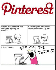 Some Perspectives on Pinterest