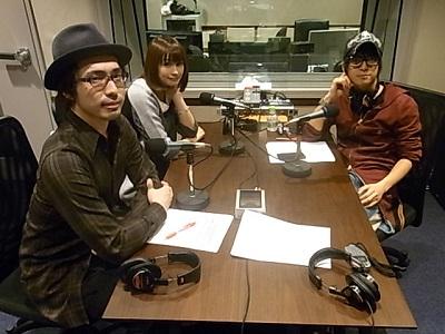 120213(2) - 網路電台節目《魔導士ギルド放送局 やりすぎソーサラー!》第25回,邀請「安元洋貴」豋場!