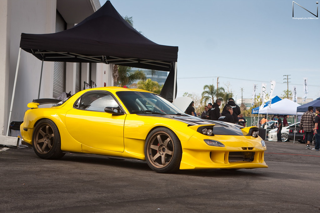 John's FEED + RE Amemiya Rx-7 FD