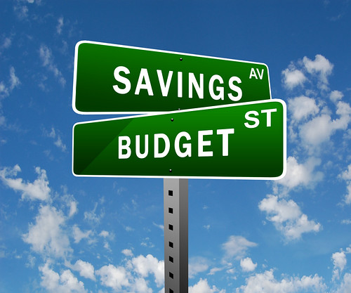 savings and budget
