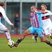 Calcio, Catania: Almiron in gruppo