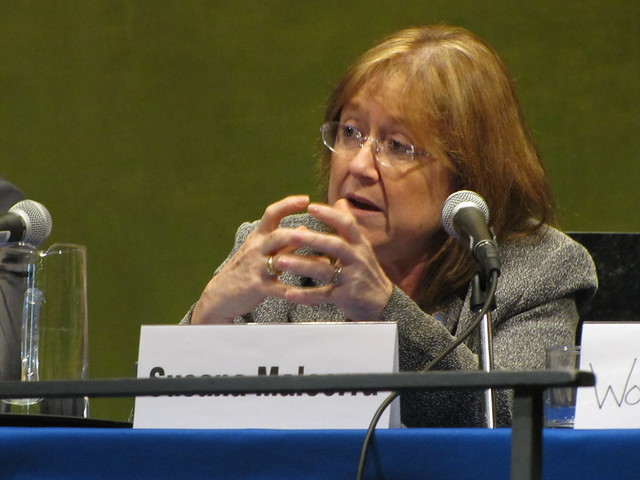 Susana Malcorra at Members' Day at the UN