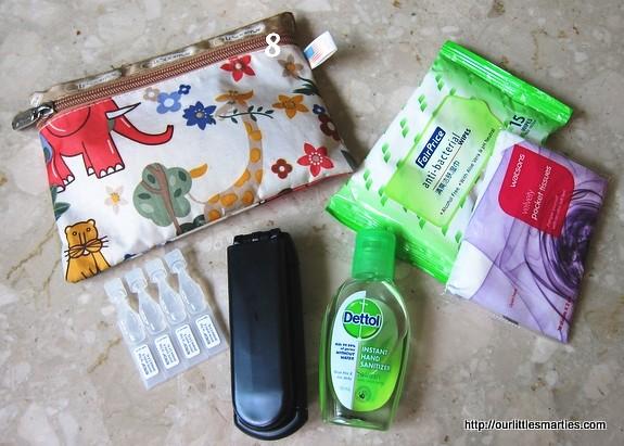 8 Things in my Bag