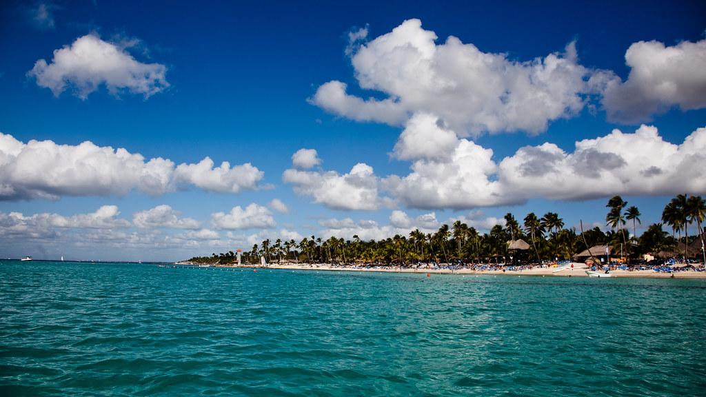 Saona Island [EOS 5DMK2 | EF 24-105L@24mm | 1/1250 | f/7.1 | ISO200]