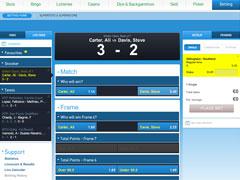 Paf Tennis In-Play