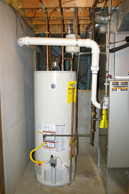 New Bigger Better Water Heater