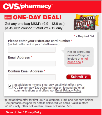 CVS M&M Deal