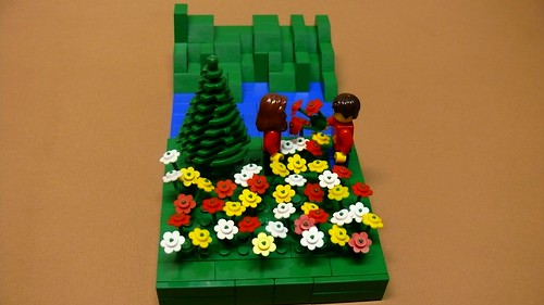 LEGO Four Seasons-Spring