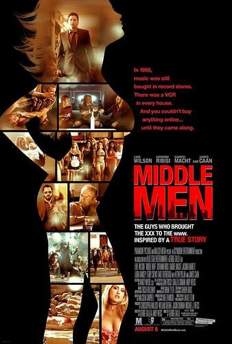 中间人 Middle Men (2009)