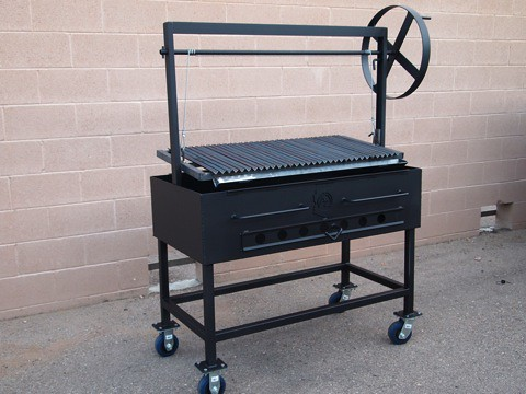 Opinions on two argentine style bbq grills i 39 m currently - Barbecue argentin ...