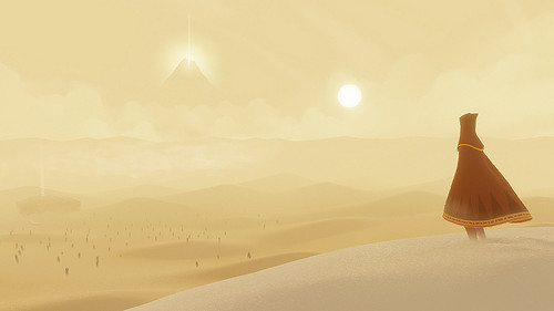 Journey Dated for PSN Releasse