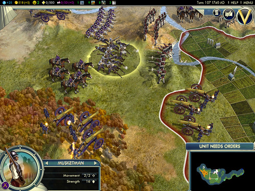CIV V: Gods and Kings Expansion Announced