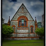Willard Memorial Chapel Welch Memorial Hall   Auburn NY