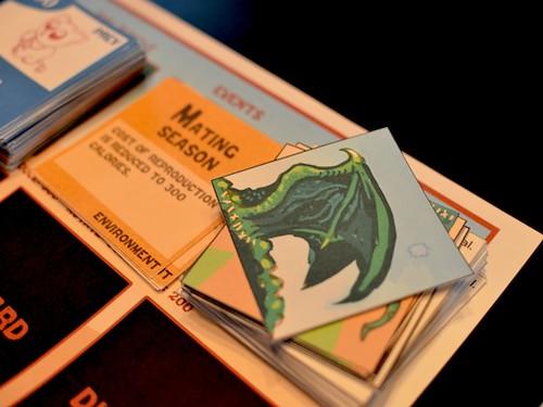 Velociraptor! Cannibalism! : Main Play Mat