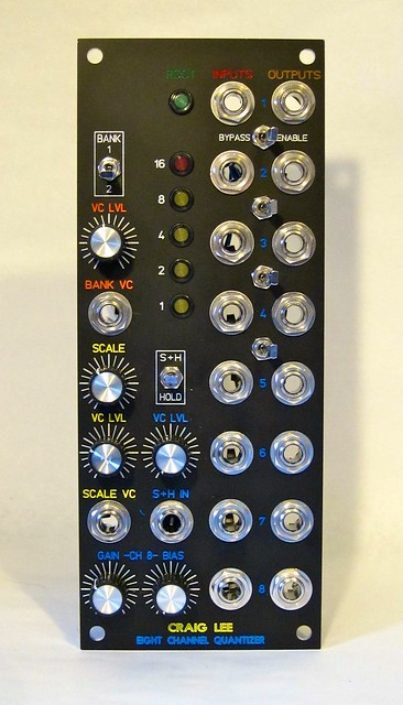 Craig Lee 8 Channel Quantizer front
