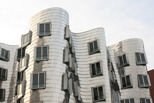 Frank Gehry buildings, Düsseldorf