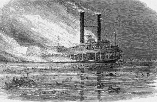 The Sultana Disaster: 1,800 Killed