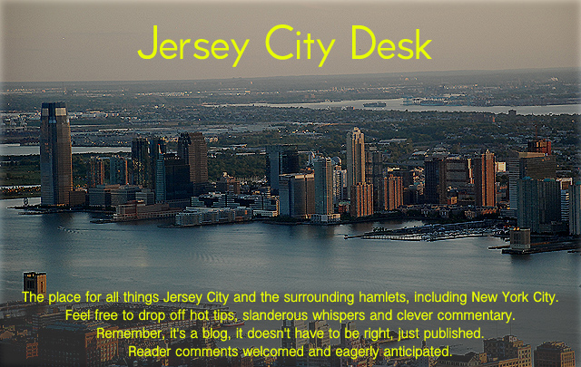 Jersey City Desk