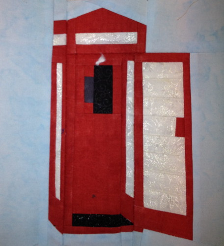 Ministry of Magic Telephone Booth 1