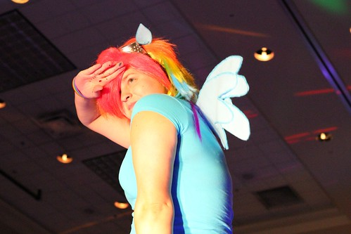 Rainbow Dash - MegaCon 2012