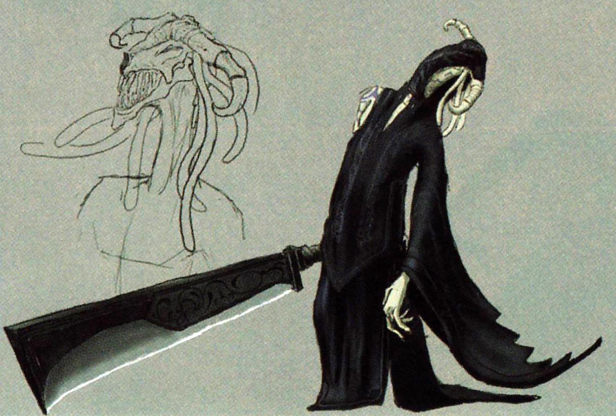 TP Death Sword