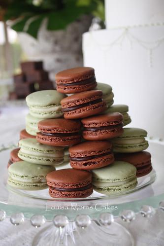 Macarons by Louisa Morris Cakes