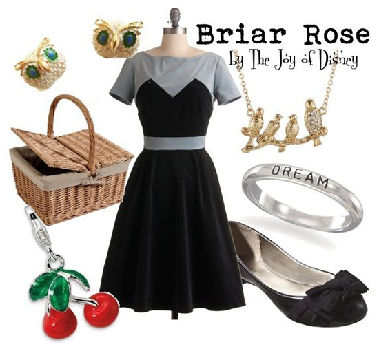 Inspired by: Briar Rose