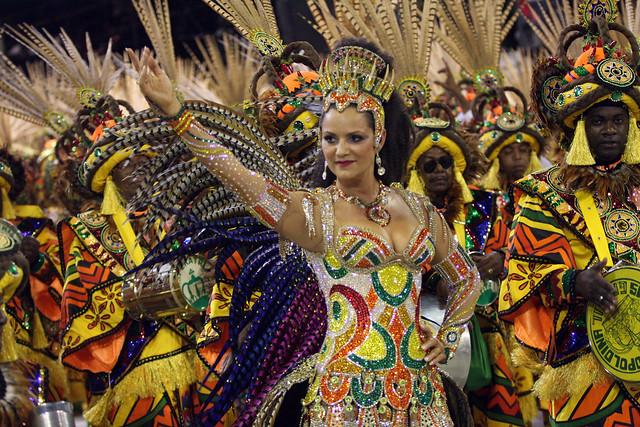 Carnaval 2012 - Escola Imperatriz Leopoldinense - Foto Rafael Moraes |Riotur