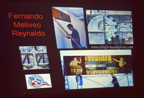 Homenaje a Fernando Meliveo.