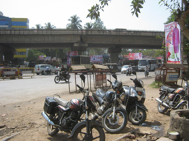Warje Flyover - Mumbai Bangalore Highway - at a walking distance - Sneha Paradise, 1 BHK & 2 BHK Flats near Warje Police Station, Warje, Pune 411 052