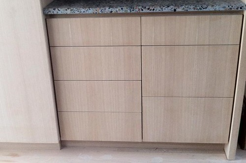 Exceptionnel How Do We Finish White Oak Rift Cut Cabinets And Preserve The Nat