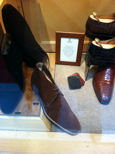 Crockett & Jones Burlington Arcade