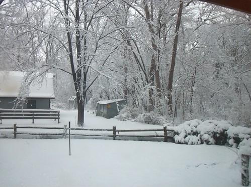 Late snow 20120223
