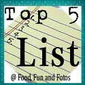 Top 5 List blog button