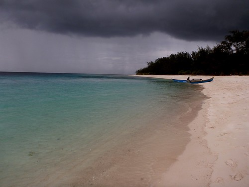 Clouds over Jaco Island, Timor Leste