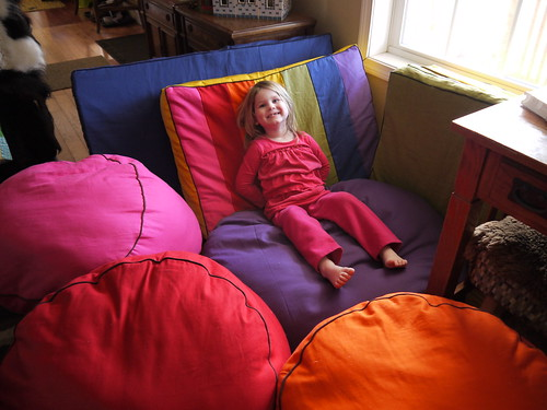 Giant Floor Cushions