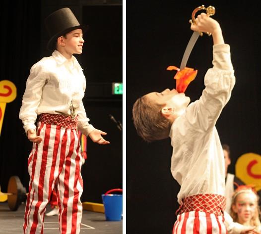 Pete circus