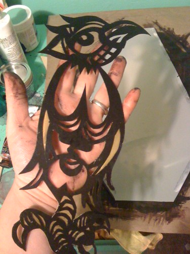 Electric Coffin 2012 progress by OneSevenNine