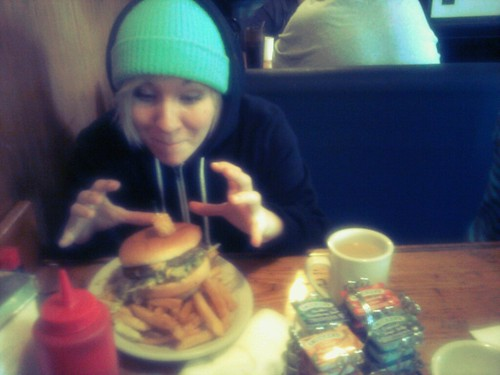 Burger ATTACK!