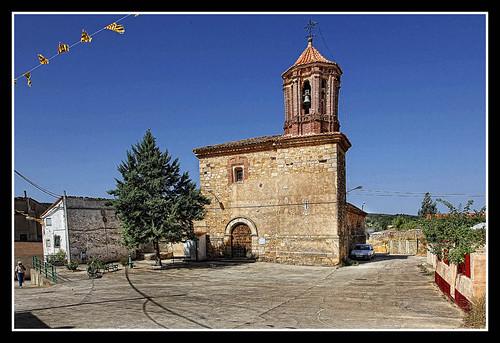 Iglesia de la Asunción en Allueva