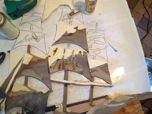 More Sails!!