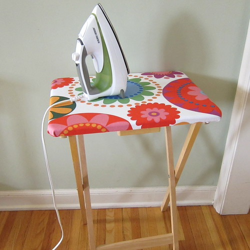 By-Your- Side Ironing Board