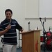Pr. Mateus Ramos da Igreja do Nazareno falando sobre princípios de santidade de vida