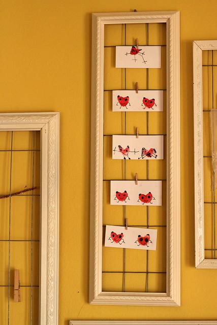 a valentine-y collage