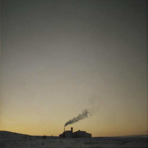 the beauty of destruction by Tom Kondrat