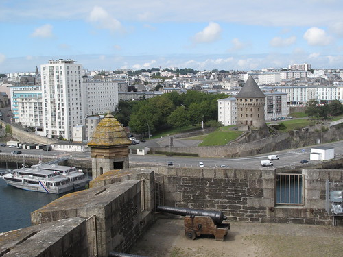 BREST - A View from the Castle
