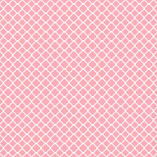 15-pink_grapefruit _BRIGHT_small_QUATREFOIL_SOLID_melstampz_12_and_a_half_inches_SQ_350dpi